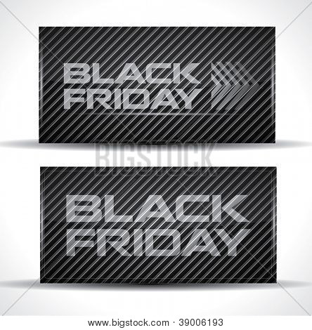 Black Friday card