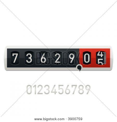 Vector Counter