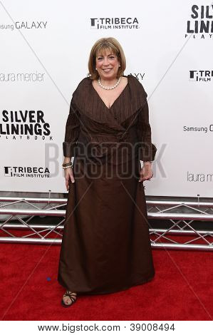 NEW YORK-NOV 12: Chef Sheila G. attends the premiere of
