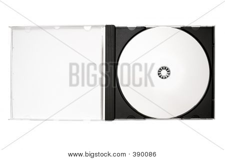 Disc Labeling – Open Disc Case W/ Path