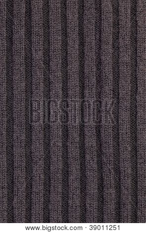 Knitted Wool Background
