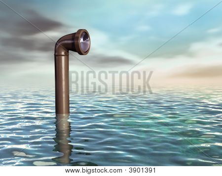 Submarine Periscope