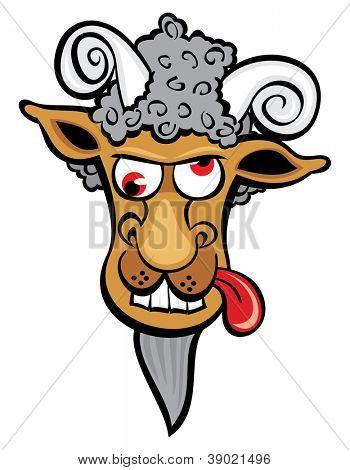 Mad goat