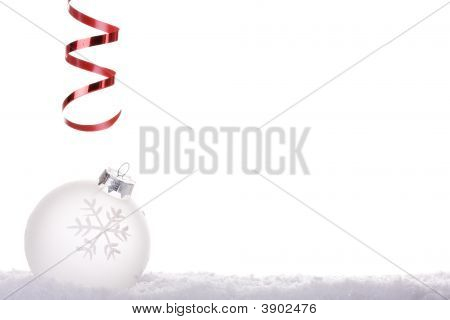 Christmas White Background