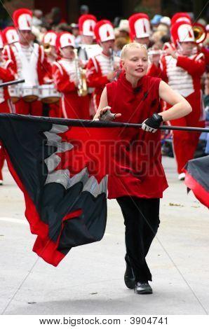 Bandera Twirler