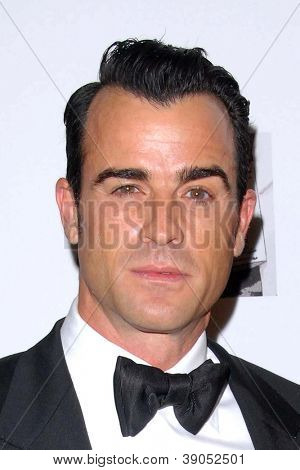 LOS ANGELES - NOV 15:  Justin Theroux arrives for the 26th American Cinematheque Award Honoring Ben Stiller at Beverly Hilton Hotel on November 15, 2012 in Beverly Hills, CA