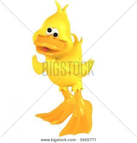 Toon Duck Quack