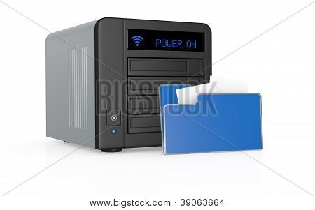 Concept Of Data Storage