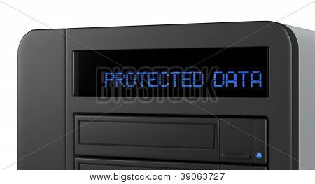 Concept Of Secure Data Storage