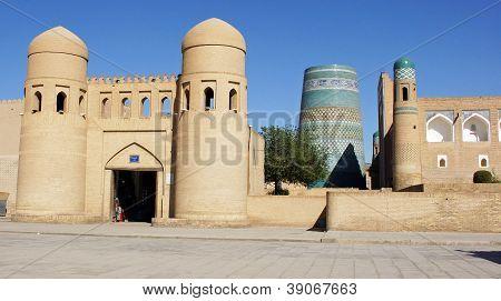 Khiva, Silk Road, Uzbekistan, Asia