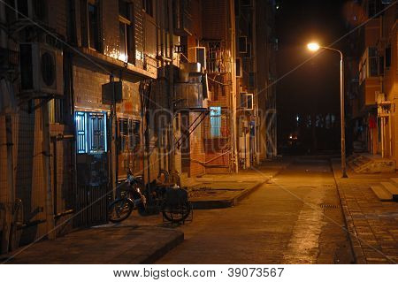 Street by night