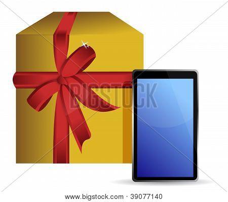 Electronic Present