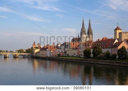 Regensburg In Bavaria