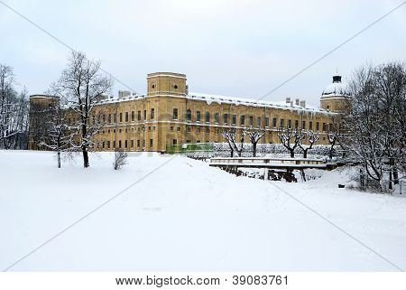 Big Gatchina palace