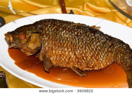Chinese Meal Fish