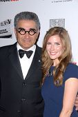 LOS ANGELES - NOV 15:  Eugene Levy arrives for the 26th American Cinematheque Award Honoring Ben Sti