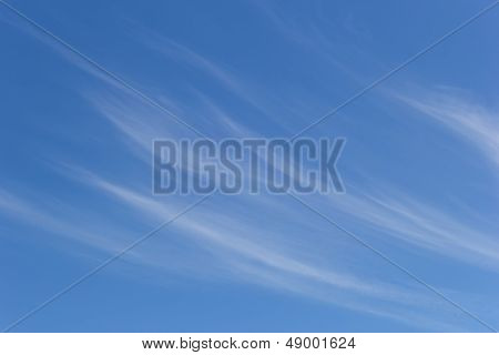 Spindrift Clouds
