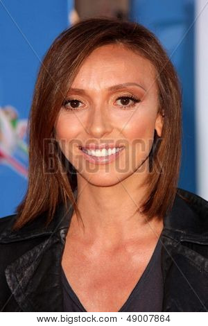 LOS ANGELES - AUG 5:  Giuliana Rancic arrives at the