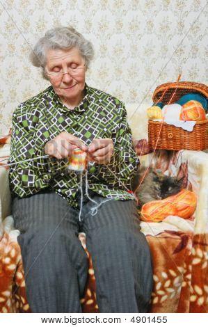 Anteojos abuela ATA Cardigan