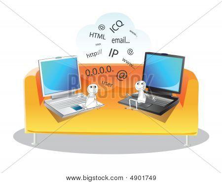 Computer Little Men