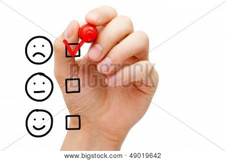 Poor Customer Service Evaluation