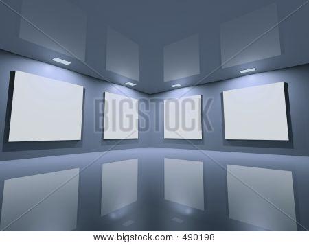 Website Gallery - Clean Blue Grey