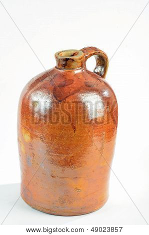 Jug Of Corn Whiskey