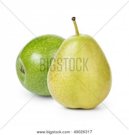 Williams Pear And Granny Smith Apple