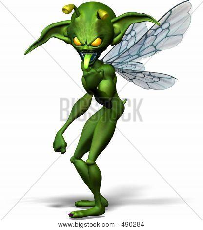 Alien Pixie Arnold