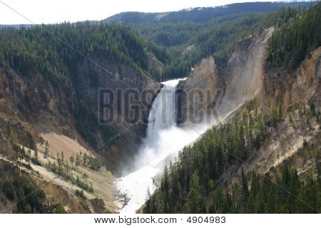 Grandeur Of Yellowstone
