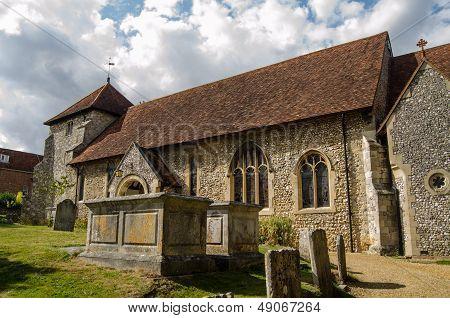Winchester, St Bartholomew's Church