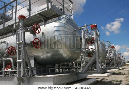 Capacities With Liquefied Gas