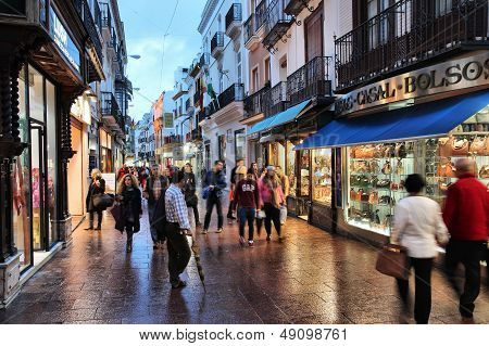 Seville Shopping