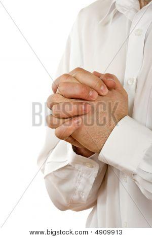 Pray Person