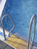 Outdoor Pool poster