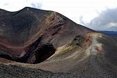 Scenic Views At Etna Vulcano