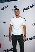 LOS ANGELES - 8 de AUG: Chandler Parsons chega ao
