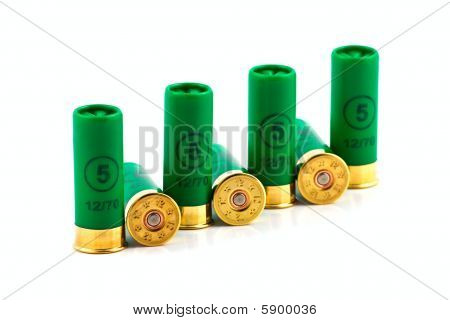 Hunting Cartridges For Shotgun 12 Caliber