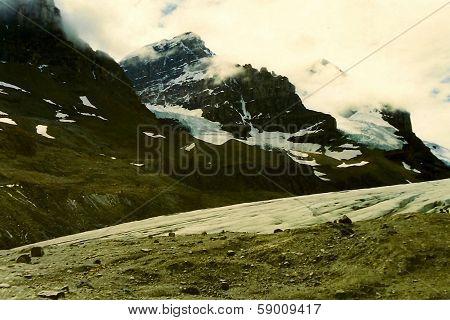 Athabasca Glacier - Canada