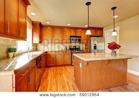 Kitchen Room Design