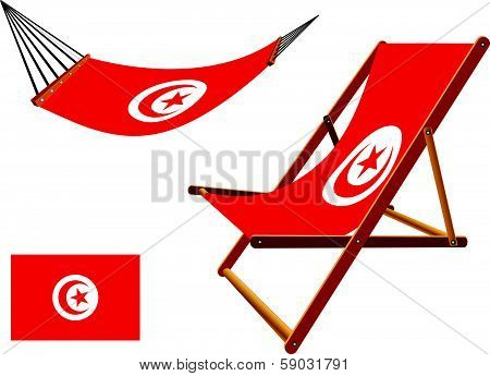 Tunisia Hammock And Deck Chair