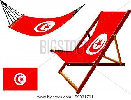 Tunisia Hammock And Deck Chair