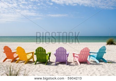 Summer Vacation Beach