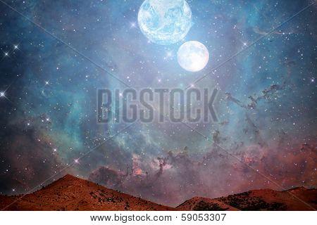Mars Kandscape