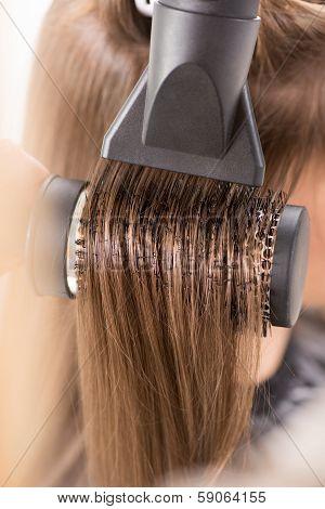 Hair drying