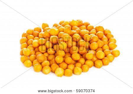 Fried Batter Pearls - backerbsen