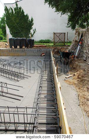 Steel Reinforcement Cages