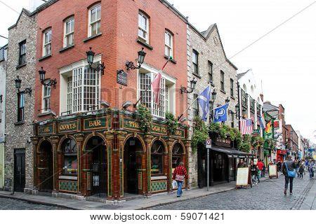 The Quay's Bar, Dublin