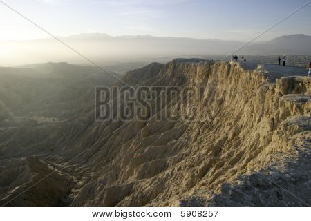Borrego Badlands Canyon