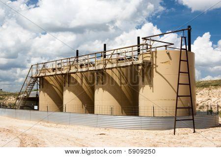 Gas Storage Tanks